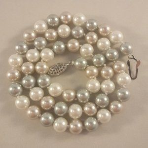 18K GPEP South Sea Shell Pearl AAA+ Necklace